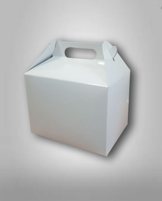 Caja Feliz Sublimable Carton Fotoshop