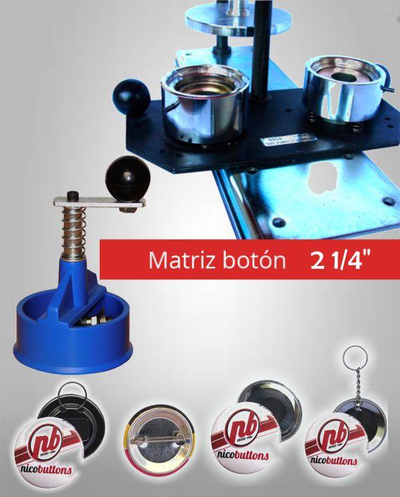 Matriz Boton 2 1-4 56 MM Fotoshop