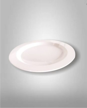 Plato Plastico Sublimable
