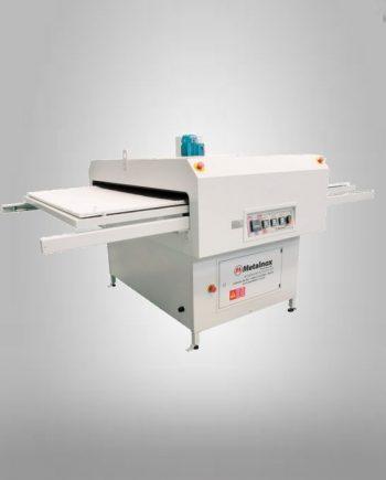 Prensa térmica sin succión PTS 8000