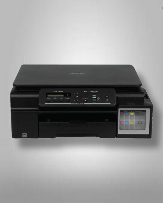 Impresora Brother Dcp T500w A4 Fotoshop