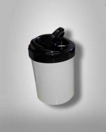Azucarera/ Yerbera Plástica Sublimable