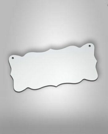 Cartel de Madera Sublimable