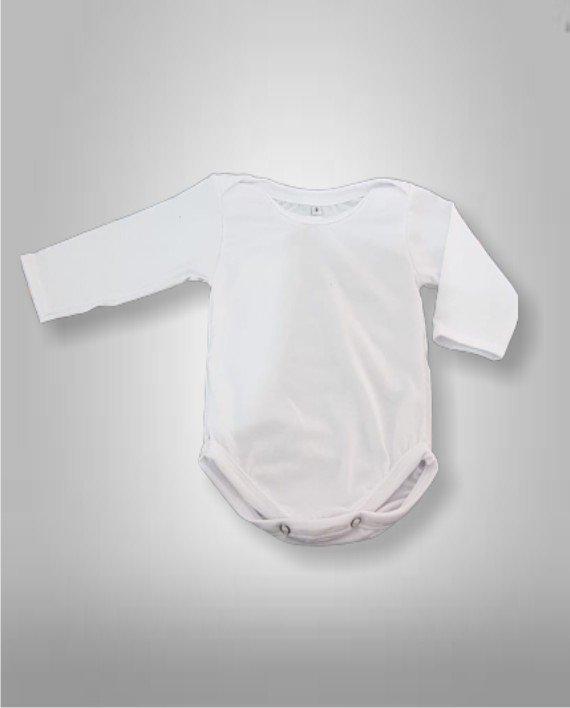 Body Bebé Blanco Sublimable