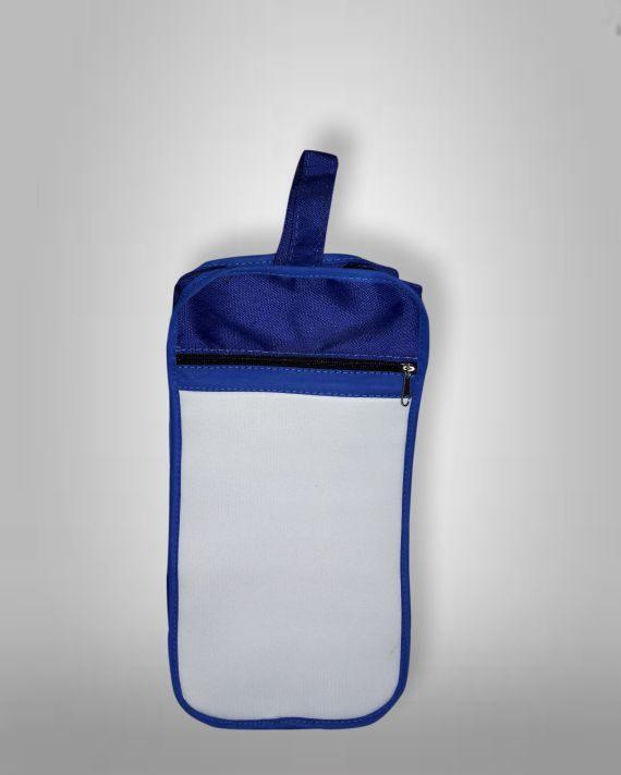 Botinero Azul con frente Sublimable Fotoshop
