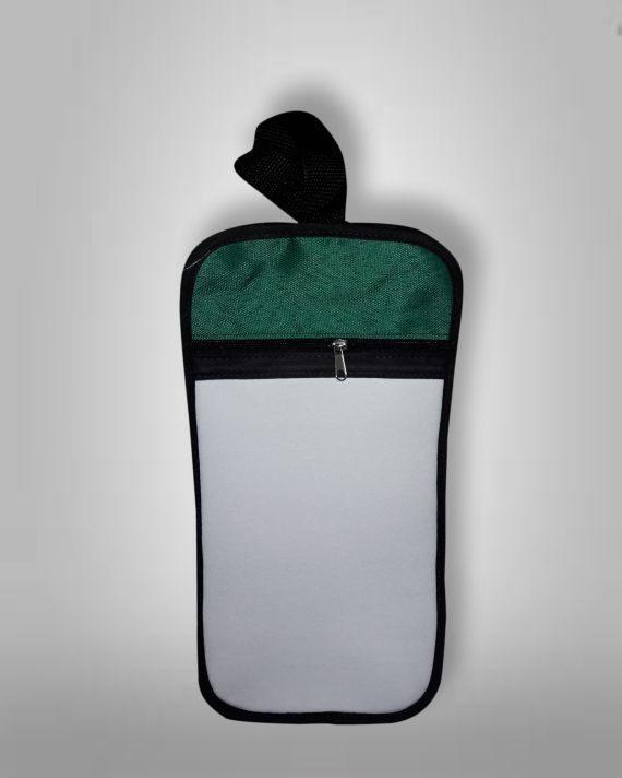 Botinero Verde con frente Sublimable Fotoshop