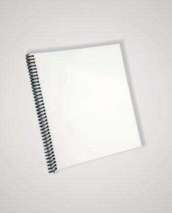 El Cuaderno Tapa Cartón Sublimable