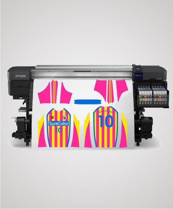 Plotter Epson F9470H-Tintas Flúor FotoShop