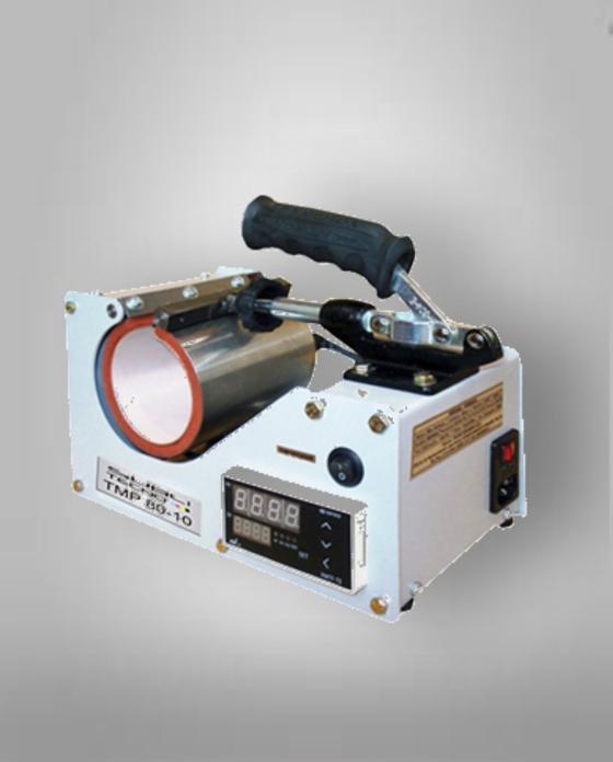 Estampadora de Tazas Grandes TMP 80-10