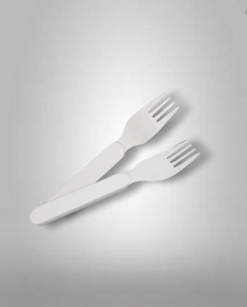 Tenedor Plástico Sublimable