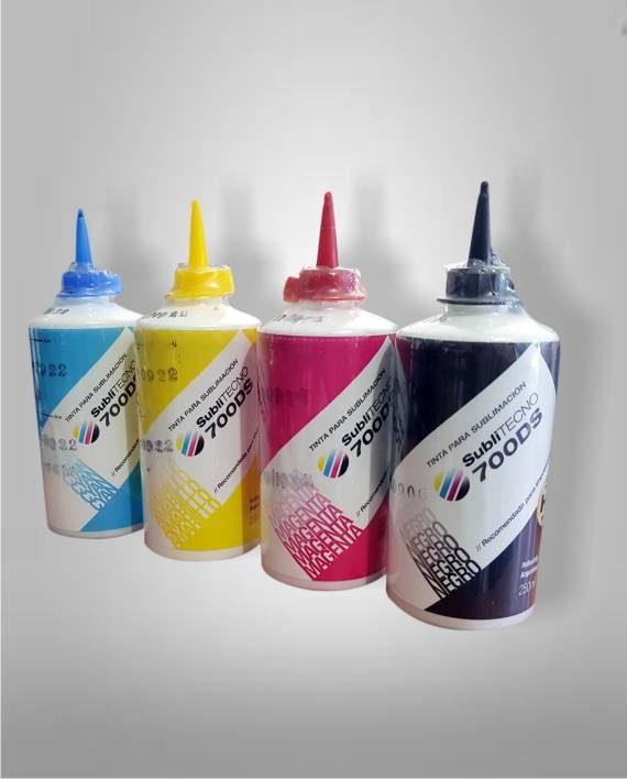 Tintas Sublimación para Impresoras